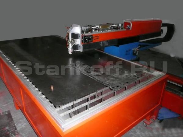 Оборудование для лазерной резки металла ST-YAG500