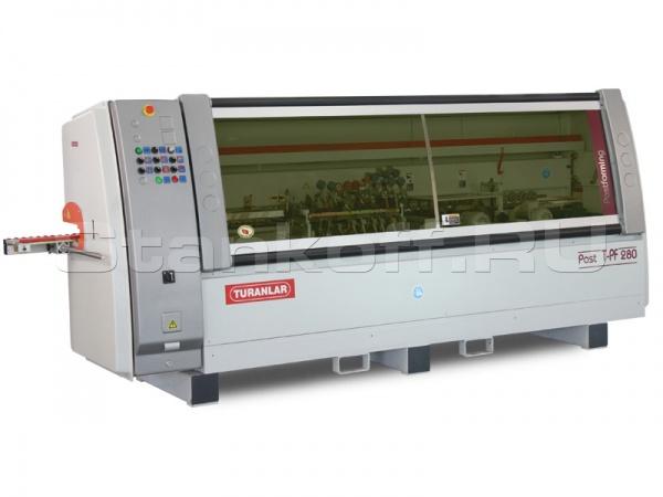 Полуавтоматический станок для постформинга T-PF 280