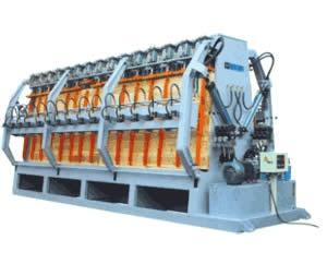 Пресс для склеивания бруса TA2-6200-1300