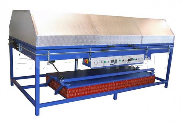 Прессы для искусственного камня TF-300HV