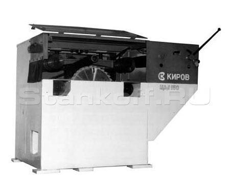 Станок круглопильный многопильный ЦМ150К