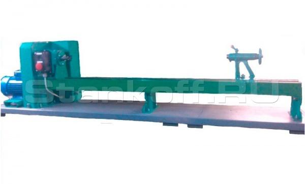 Токарный станок удлиненный СТД 120 (1100)