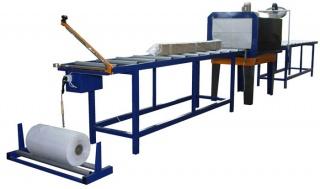 Комлекс для упаковки погонажа в рулон УМ-1 Эконом В-3