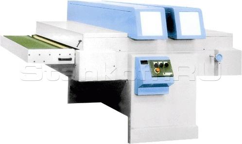 Тоннель ультрафиолетовой сушки UVGZ-1300, 620