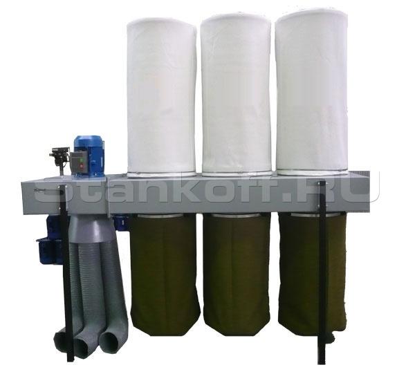 Пылеулавливающий агрегат УВП-5000