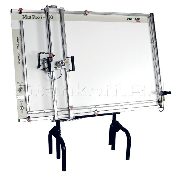 Пневматический станок для вырезания паспарту Valiani Mat Pro-i 150
