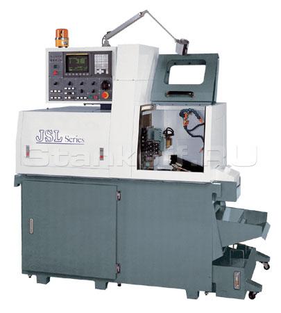 Автоматы продольного точения моделей JSL-20, JSL-20A