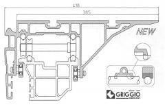 Форматно-раскроечный станок QUADRA 400 DIGIT 3