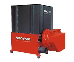 Дробильное оборудование для измельчения древесины Weima