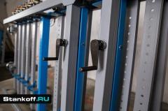 Универсальная вайма для сборки окон и дверей и склейки щита ВП16-3000Б