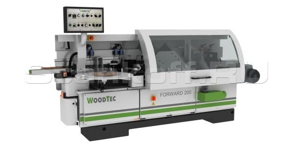 Станок для облицовывания кромок WoodTec FORWARD 200