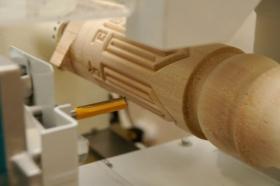 Фрезерные станки с ЧПУ для балясин