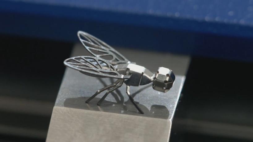 Очень крутой гибочный мини станок с ЧПУ. Сделали из мухи слона