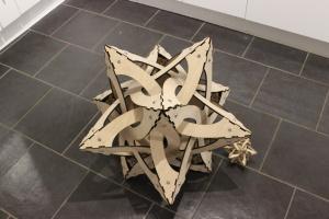 Коллекция головоломок сделанных с помощью лазерно-гравировального станка [макеты для резки прилагаются]