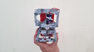Мини-плоттер с ЧПУ из DVD-привода своими руками