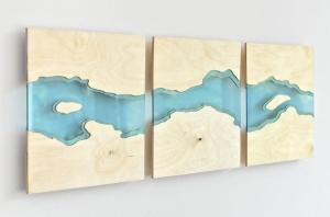 Изготовление деревянного панно с помощью лазерного гравера