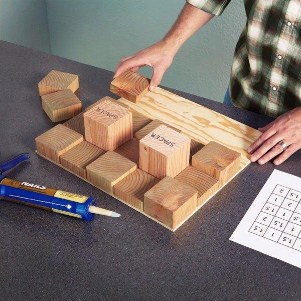 Отличный способ декорирования стен с использованием натуральной древесины