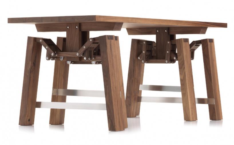 Шагающий стол
