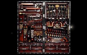 Удивительный набор инструментов созданный Генри О. Стадли