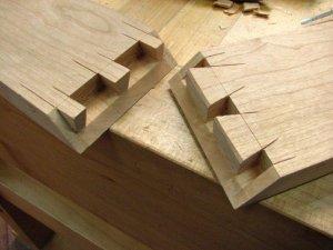 Sashimono - древняя японская техника изготовления деревянной мебели