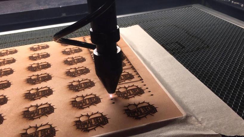 Применение лазерного оборудования в швейной промышленности