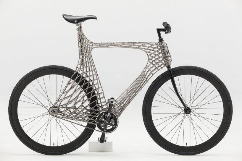 Студенты «напечатали» раму для велосипеда из нержавеющей стали на 3D принтере