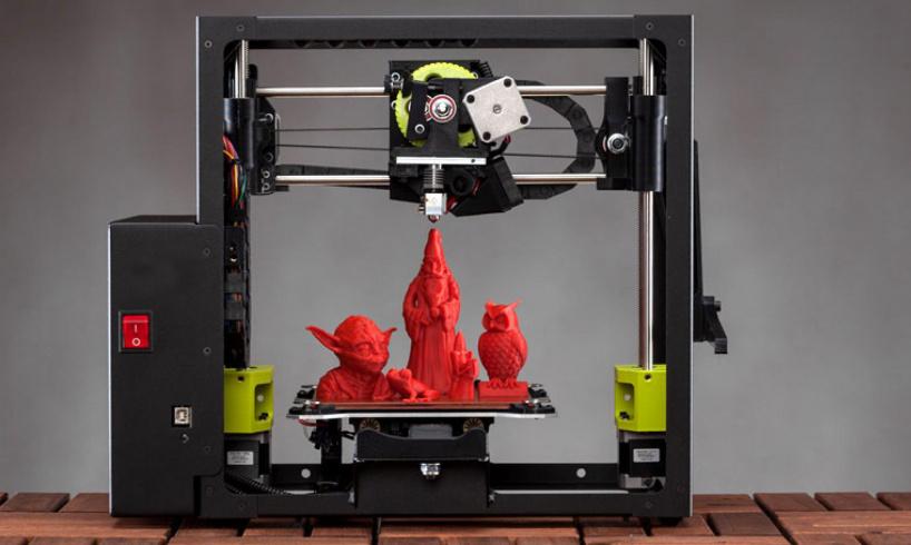 Полное руководство по 3D-печати [часть 1]