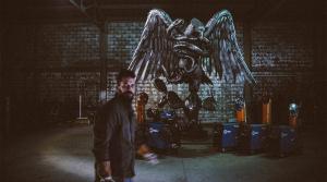 Сварщик и потрясающий скульптор по металлу — Дэвид Мадеро