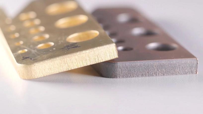 Как резать лазером медь и другие светоотражающие металлы?