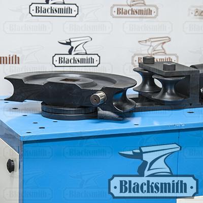 Гибочный блок со сменной колодкой. Трубогиб TG4 Blacksmith