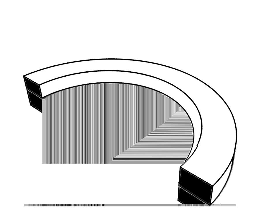Промышленный трубогиб HTB70-80.Конфигурация наборных оправок