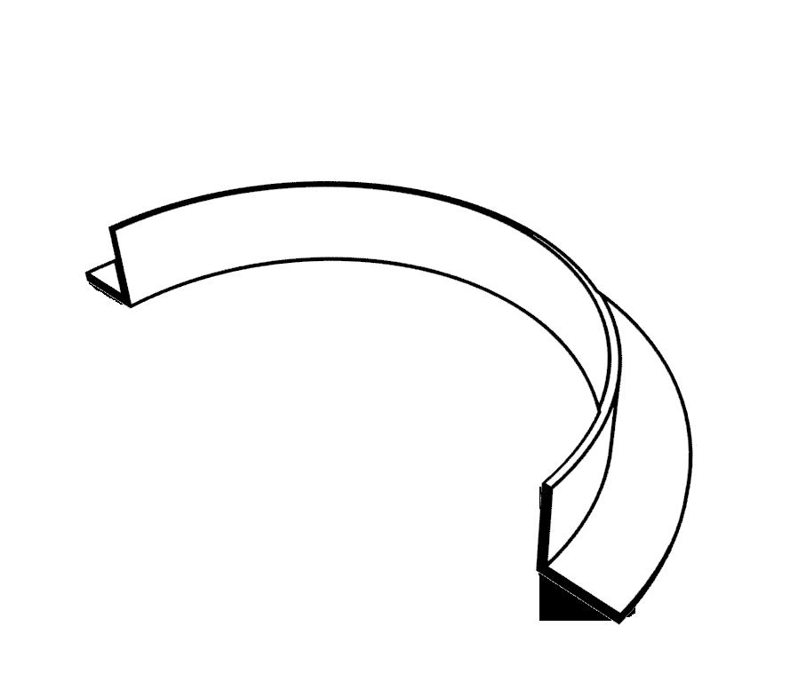 Уголок.                Допустимые размеры для гиба на трубогибе HTB70-80.                BlackSmith