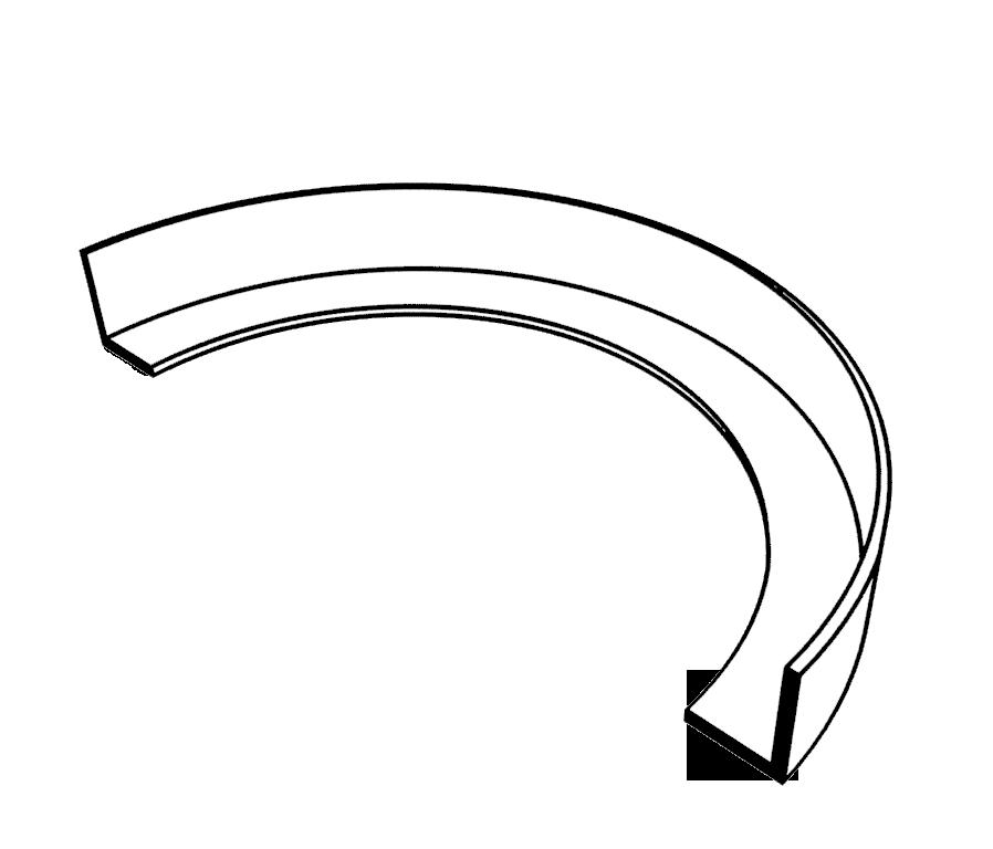 Уголок.                Допустимые размеры для гиба на трубогибе HTB70-80                BlackSmith