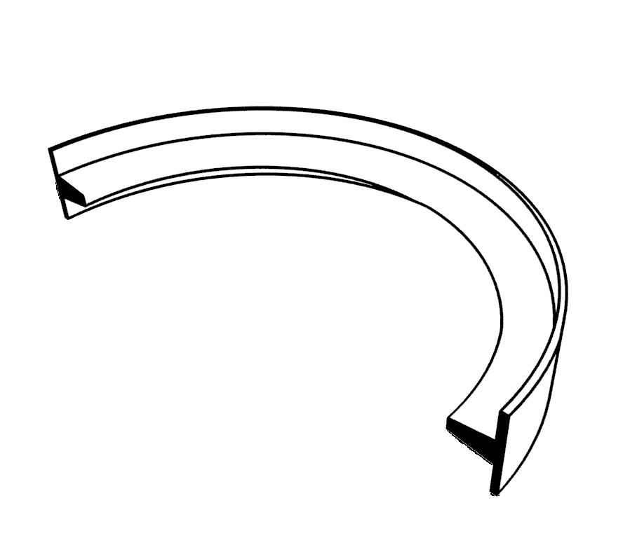 Балка.                Допустимые размеры для гиба на трубогибе HTB70-80                BlackSmith