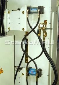 Система натяжения пил (Модель QUADRO-102A, 102P)