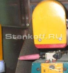 Устройство автоматической осциляции шлифовальной ленты