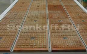 Комбинированный рабочий стол (вакуум + механика)