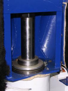 Станок шипорезный односторонний с клеенамазкой Beaver-16AG, автоматическое смещение шпинделя