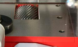 Четырехсторонний станок Beaver 620, дополнительный приводной подающий ролик