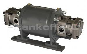 Запатентованный серводвигатель насоса