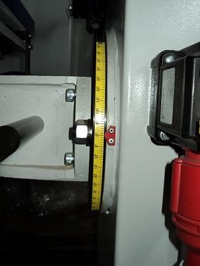 Сверлильно-пазовальный станок LBM 200, угол наклона шпинделя 45 градусов