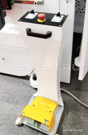 Выносная педаль управления, переключатель с кнопками управления Z1, Z2