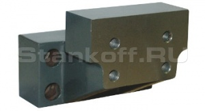 Адаптер для установки фрезерной головки BF16, BF20
