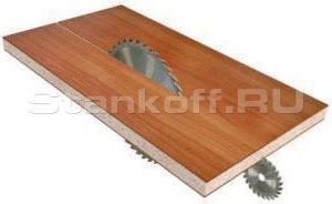 Форматный раскрой плитных материалов (дсп, лдсп, мдф, фанера)