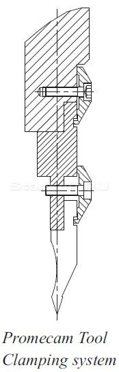 Комплект секционных держателей