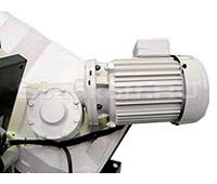 Мотор-редуктор червячного типа