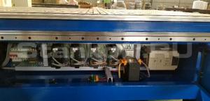 Встроенный  электро-шкаф