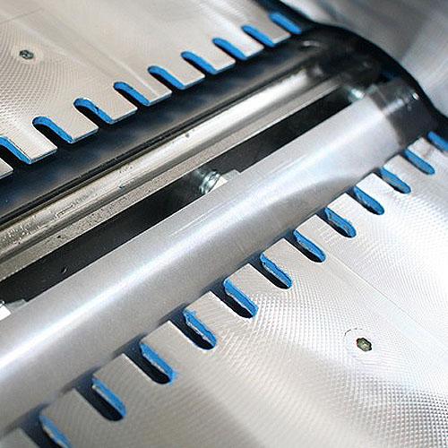 Фуговальный станок R, стандартный ножевой вал.