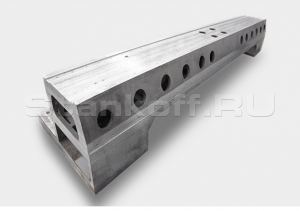 Литой алюминиевый портал