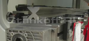 Широкий стол для установки многоручьевых матриц